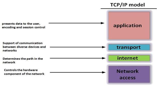 internet network model
